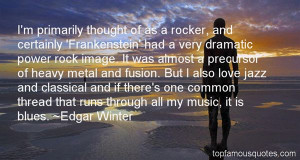 Top Quotes About Metal Music