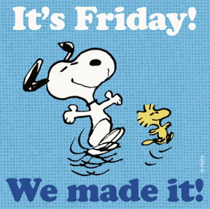It's Friday! Happy Friday friends! :) #taolife