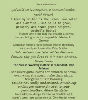 quotes on motherhood. Posted in Mommy Quotes | Tags: Motherhood | No ...