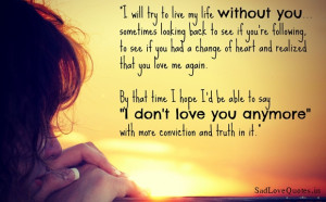 love quotes for your ex boyfriend