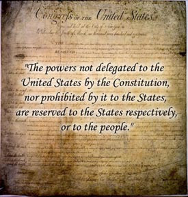 Amendments to the Constitution. The first ten Amendments collectively ...