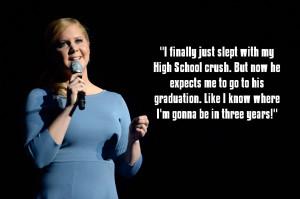 Funny Women: Amy Schumer's Best Quotes 'n' Jokes