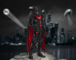 Gotham City Batman Beyond