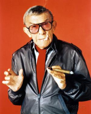 George Burns Photo