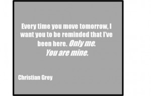 50 Shades of Grey' in 15 Naughty Quotes