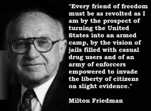 Milton friedman quotes 41