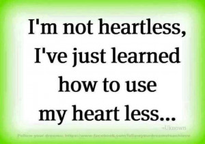 not heartless