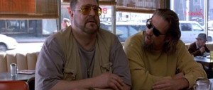 Walter and The Dude (Photo: The Big Lebowski, 1998)