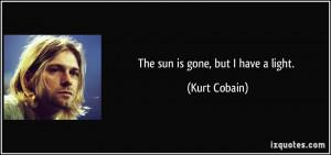 More Kurt Cobain Quotes