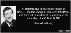 More Kenneth Williams Quotes