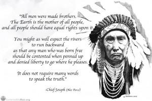 Chief Joseph (Nez Perce)