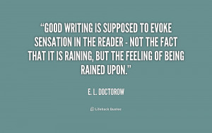 Good Writing Quotes