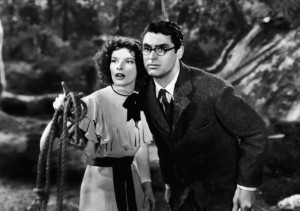 Brilliantly directed by Howard Hawks, Cary Grant and Katharine Hepburn ...