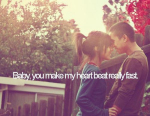 boy, couple, girl, inspiring, love, text, young