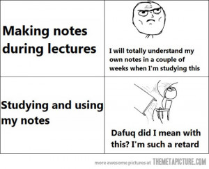 Funny photos funny taking notes class college