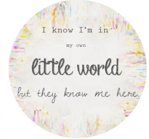 little world quote