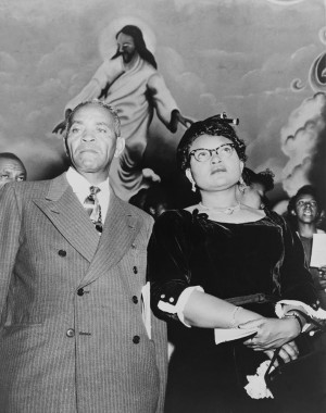 Displaying (20) Gallery Images For Mamie Till...