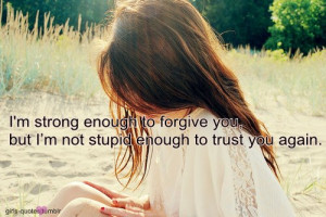 being strong, boy, love, quote, trust