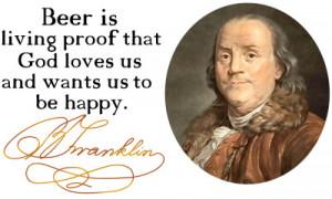 Franklin Quote