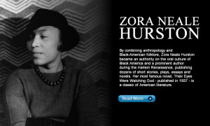 Zora-Neale Profiles