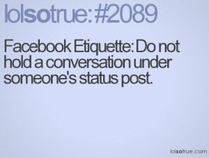 Funny Quotes About Facebook Stalkers