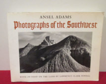 ... Photographs of The Southwest w/ an essay by Lawrence Clark Powell