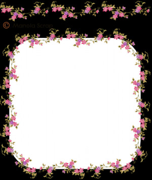 cadres fleurs page daillons source http quoteko com cadres fleurs html