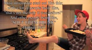 Hannah Hart Quotes