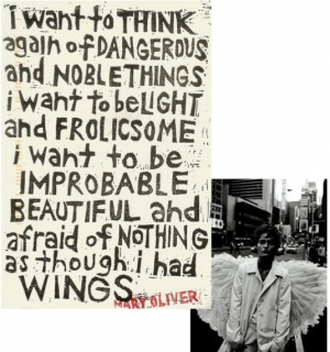As if I had wings