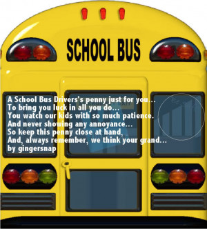 ... bus driver gifts and party ideas http www squidoo com bus driver gifts