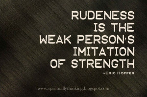 rude people quotes and sayings found on quotesimgs com