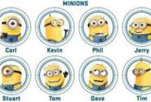 My Fellow Minions! / by Dave The Minion