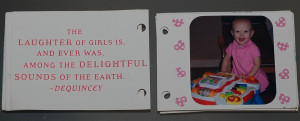 Mother Daughter Quotes For Scrapbooking You can tell the scrapbooks