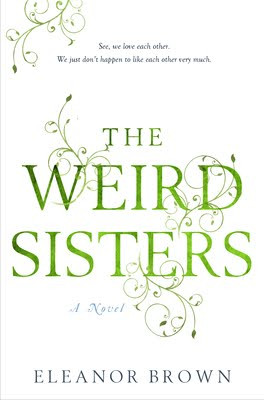 Review: The Weird Sisters by Eleanor Brown