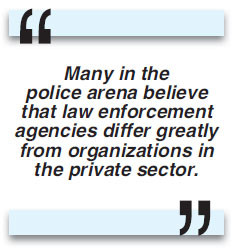... Organizational Leadership Through the Police Promotional Process