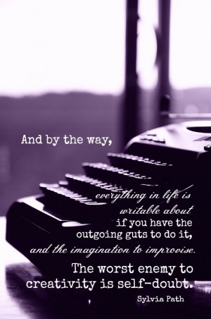 ... Days to Find Your Voice - Everything in life is writable about Quote