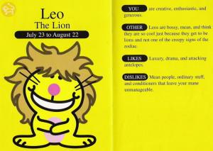 Leo Happy Bunny Image