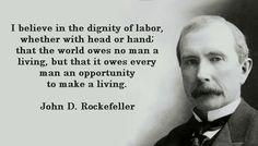 John D. Rockefeller More
