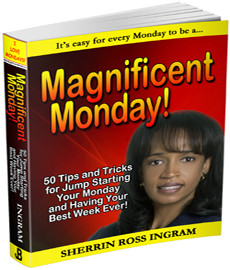 Magnificent Monday Motivation Moment – Deflate Your Excuses