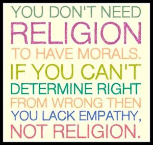 Lack empathy