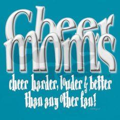 cheer mom shirts and sayings