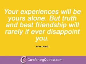 Anne Lamott Writing Quotes