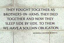 Military Memorial Quotes Quotes[edit]