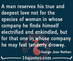Special Man Quotes