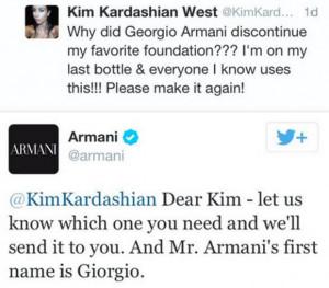 Kim Kardashian hace el 'oso' en Twitter y luego pide disculpas!