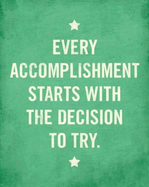 Motivational Monday – Every