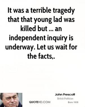 John Prescott Quotes