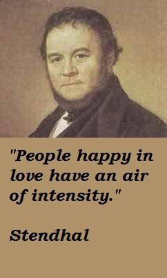 Stendhal famous quotes 3