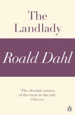 "Start by marking ""The Landlady (A Roald Dahl Short Story)"" as Want ..."