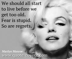 Marilyn Quotes